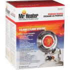 MR. HEATER 15,000 BTU Radiant Single Tank Top Propane Heater Image 3