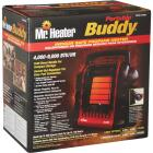 MR. HEATER 9000 BTU Radiant Portable Buddy Propane Heater Image 4