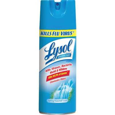 Lysol 12.5 Oz. Spring Waterfall Disinfectant Spray