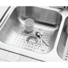 InterDesign Sinkworks 11 In. x 12.5 In. Euro Sink Mat Image 2