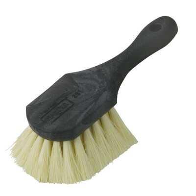 Harper 8 In. Polystyrene & Tampyl Bristle Plastic Scrub Brush