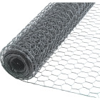 Do it 1 In. x 24 In. H. x 150 Ft. L. Hexagonal Wire Poultry Netting Image 1