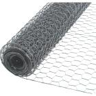 Do it 1 In. x 48 In. H. x 25 Ft. L. Hexagonal Wire Poultry Netting Image 1