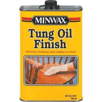 Minwax 1 Qt. Tung Oil Finish